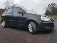 2007 Volkswagen Polo 1.4 SE 5dr