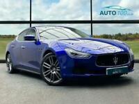 2017 Maserati Ghibli 3.0D V6 ZF (s/s) 4dr