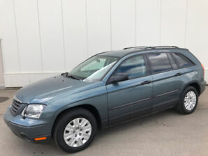 2005 CHRYSLER PACIFICA, VERY LOW MILEAGE EXCELLENT SHAPE!!