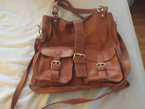 Leather Purse made in Italy