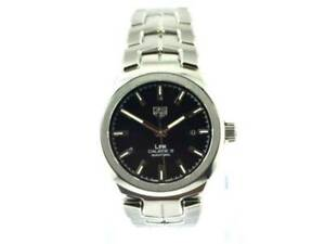 Tag Heuer Link Automatic Calibre 5 Watch Mens (Wbc2110 155360