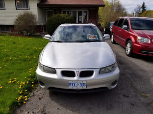 2003 Pontiac Grand Prix GTP Sedan