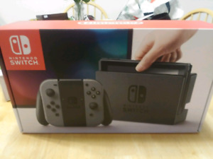 Nintendo switch( je me deplace)