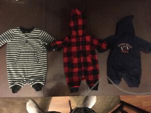 Boys clothes 0-3months