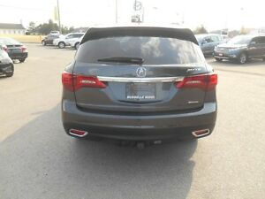 2014 Acura MDX SH-AWD 6-Spd AT w/Tech Package Peterborough Peterborough Area image 5