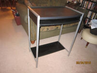 Computer Table With Pull Out Tray