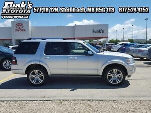 2010 Ford Explorer Limited  AWD Navi