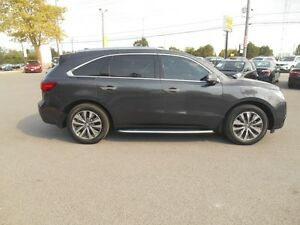 2014 Acura MDX SH-AWD 6-Spd AT w/Tech Package Peterborough Peterborough Area image 7