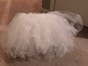 White tutu Kitchener / Waterloo Kitchener Area image 2
