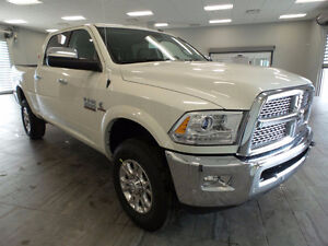 2017 RAM 2500 LARAMIE MANUAL! EXCESS INVENTORY >>WATCH VIDEO<<