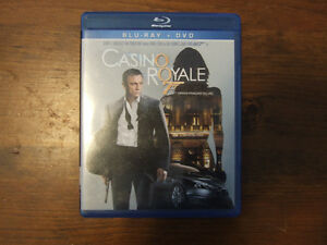 Casino Royale Blu-Ray Kitchener / Waterloo Kitchener Area image 1