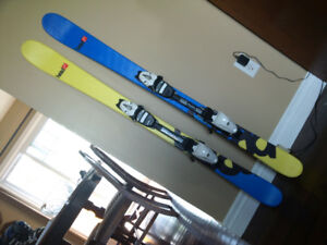 Head Twin-tip Youth Skis - 127cm