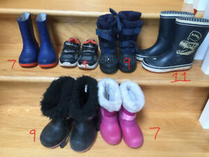 Toddler/Kids' footwear - Great prices