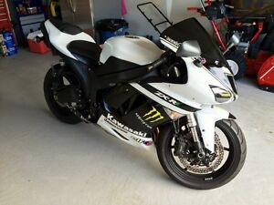 2008 ZX6R - Final End of Year Price
