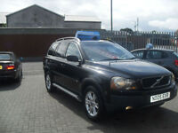Volvo XC90 2.4 Geartronic 2005 D5 SE