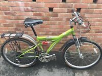 Apollo 15 speed adults mountain bike only £50