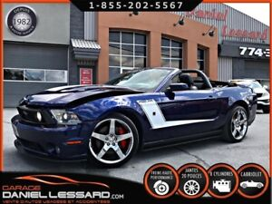 Ford Mustang 427R SUPERCHARGED STAGE3, GT ROUSH CONVERTIBLE 2010