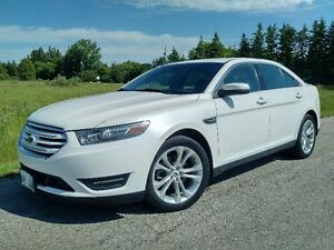 2013 Ford Taurus SEL 82KM Loaded Push Button Start NAV BackupCam