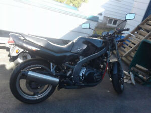 91 gs500  good starter bike cheap on gas