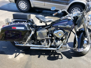 1978 Harley shovelhead 1200 flh