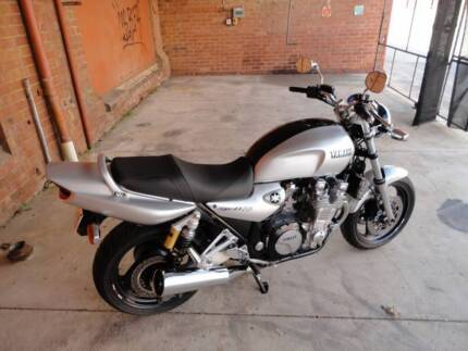 2000 YAMAHA XJR1300 WITH REGO MUSCLE BIKE