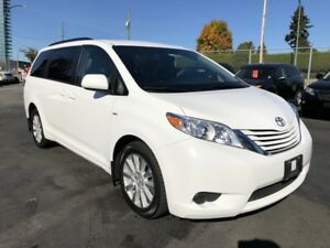 2017 Toyota Sienna LE 7-Pass AWD