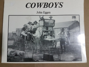 Cowboys Picture Book