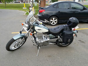Suzuki LS650 S40 Boulevard Excellent Condition; $2k in Upgrades
