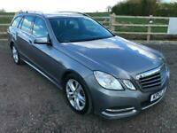 12 Mercedes-Benz E220 cdi Executive SE Estate. Full MB History. Lovely Spec!