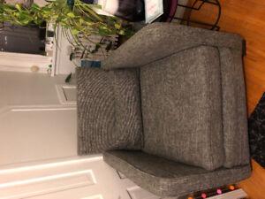 Curb alert***free armchair