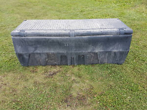 Plastic utility/tool boxes for sale