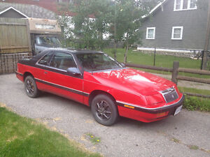 1989 Chrysler Lebaron Other