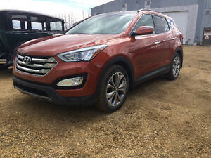2014 Hyundai Santa Fe Sport Limited 2.0 Turbo AWD Crossover