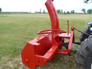 7 ft. McKee Snow Blower Stratford Kitchener Area image 2
