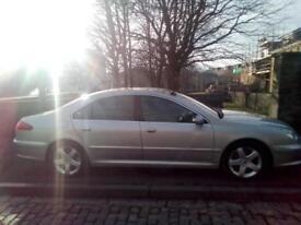 Peugeot 607 2.2HDi 2005MY SE 2005 (05)**Full Years MOT**Service History**2 Keys