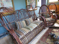 Hand crafted WILLOW furniture