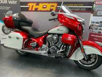 Indian ROADMASTER ICON 2020 1890cc HIGHEST SPEC TOURER ONLY ONE IN UK.£27699