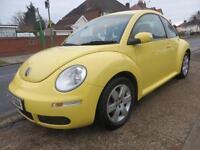 2007 Volkswagen Beetle 1.6 Luna 3dr
