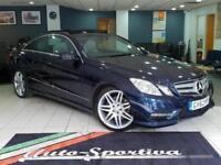 2013 Mercedes-Benz E Class 3.0 E350 CDI BlueEFFICIENCY Sport Blue 7G-Tronic 2dr