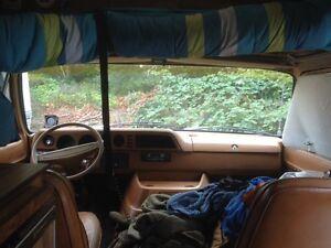 79 Dodge tradesman rv camper van Campbell River Comox Valley Area image 4