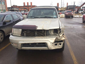 2001 Toyota 4Runner Limited SUV - $1000 obo