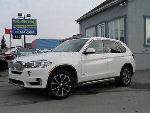 2014 BMW X5 xDrive35i **COMME NEUF**APPROBATION RAPIDE**