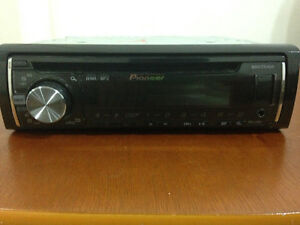 RADIO D'AUTO PIONEER CD MP3 AUX USB