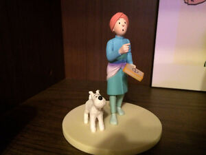 Figurine de Tintin