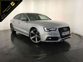 2013 AUDI A5 S LINE BLACK EDITION TDI QUATTRO 1 OWNER SERVICE HISTORY FINANCE PX