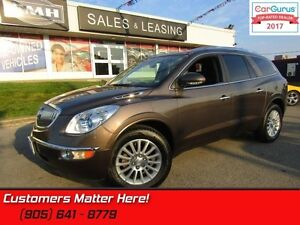 2011 Buick Enclave CX  PWR-GATE, 7-PASS, NEW TIRES, BT, PWR-SEAT