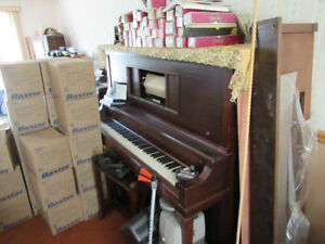 2 Late 1920's Player Pianos