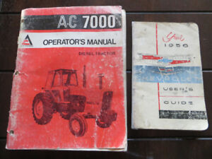 Antique Tractor and Car Manual