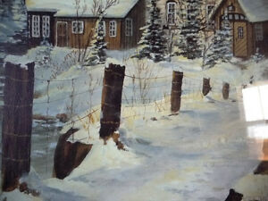 """Hand Signed and Numbered by Peter Robson """"Benmiller Inn"""" 1983 Stratford Kitchener Area image 6"""