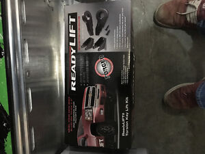 Leveling kit and blocks for gmc 3/4 ton